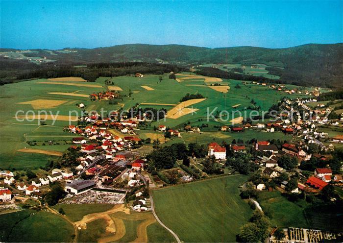 AK / Ansichtskarte Friedenfels Fliegeraufnahme Friedenfels