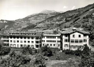 AK / Ansichtskarte Schiers Krankenhaus Schiers