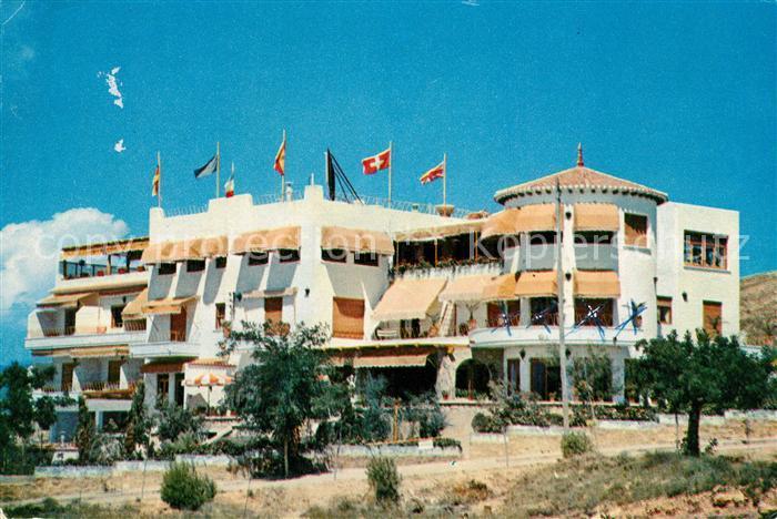 AK / Ansichtskarte Benidorm Hotel Europa Benidorm
