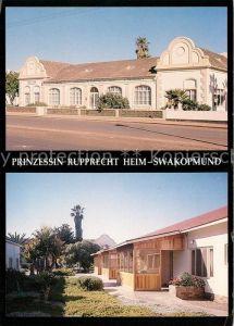 AK / Ansichtskarte Swakopmund Hotel Pension Prinzessin Rupprecht Heim Swakopmund