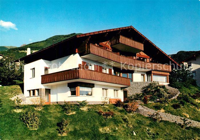 AK / Ansichtskarte Schenna_Meran Privathaus Taushof Schenna Meran