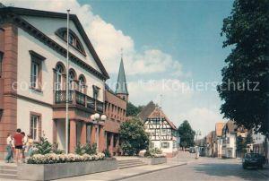 AK / Ansichtskarte Herxheim_Pfalz Rathaus Herxheim Pfalz
