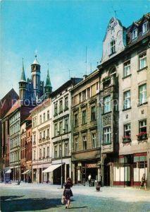 AK / Ansichtskarte Torun_Thorn Rynku Staromiejskiego Innenstadt Altstaedter Ring Torun Thorn