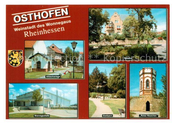 Wonnegauhalle Osthofen