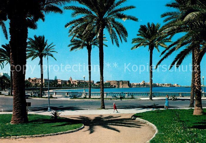AK / Ansichtskarte Tripoli_Tarabulus View on the Sea front Tripoli Tarabulus