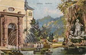 AK / Ansichtskarte Hellbrunn  Hellbrunn