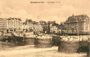 AK / Ansichtskarte Boulogne sur Mer Les Ecluses du Port Boulogne sur Mer