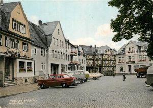 AK / Ansichtskarte Weilmuenster Marktplatz Weilmuenster
