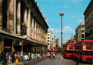 AK / Ansichtskarte London Oxford Street London