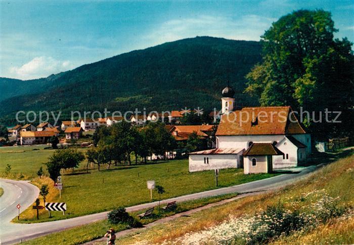 AK / Ansichtskarte Arnbruck Blick vom Riedelstein Arnbruck