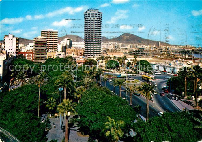 AK / Ansichtskarte Las_ Palmas Parque Santa Catalina las_ Palmas