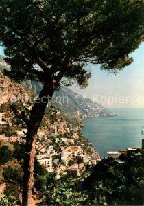AK / Ansichtskarte Positano Panorama Pino Positano
