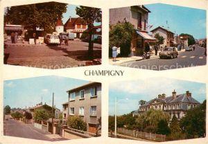 AK / Ansichtskarte Champigny sur Marne  Champigny sur Marne