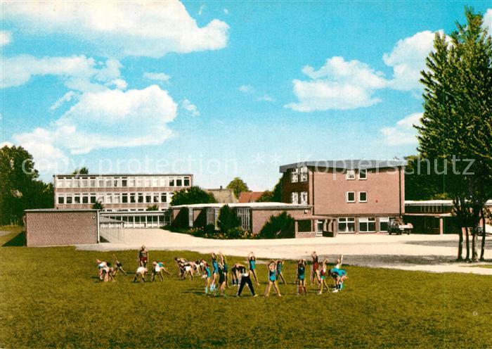 AK / Ansichtskarte Einfeld Schulen Einfeld