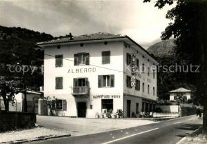 AK / Ansichtskarte Cadine Albergo alla Posta