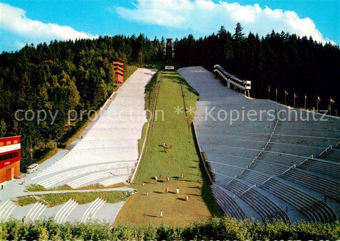 AK / Ansichtskarte Ski Flugschanze Innsbruck Olympiaschanze Bergisel  Ski Flugschanze