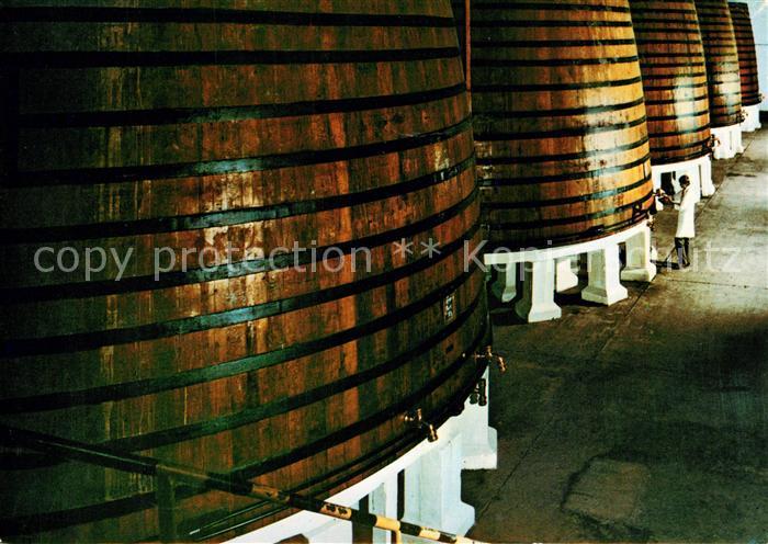 AK / Ansichtskarte Wein Cellars K.W.V. Paarl Large Maturation Wein