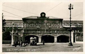 AK / Ansichtskarte Lyon_France Gare de Perrache Lyon France