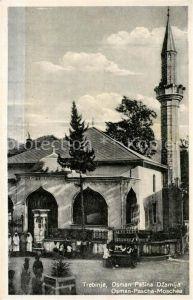 AK / Ansichtskarte Trebinje Osman Pascha Moschee Trebinje