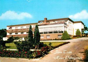 AK / Ansichtskarte Kandern Missionswerk Janz Team Haus Palmgarten Jugend  und Freizeitzentrum Kandern