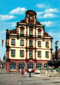 AK / Ansichtskarte Speyer_Rhein Alte Muenze Speyer Rhein
