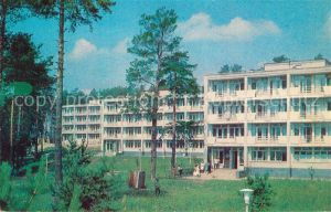 AK / Ansichtskarte Toljatti Sanatorium Toljatti