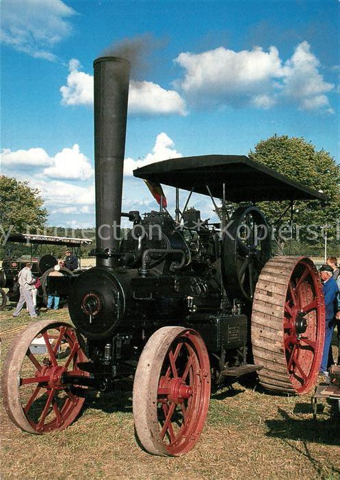 AK / Ansichtskarte Traktor Freilichtmuseum Kiekeberg Dampf und Traktorentreffen  Traktor