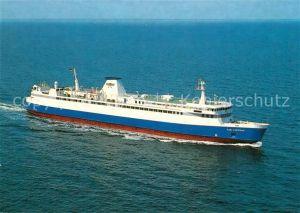 AK / Ansichtskarte Schiffe_Ships_Navires Karl Carstens  Schiffe_Ships_Navires