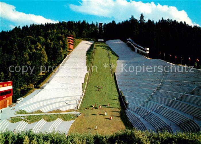 AK / Ansichtskarte Ski Flugschanze Olympiaschanze Bergisel Innsbruck  Ski Flugschanze
