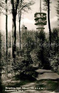 AK / Ansichtskarte Bungsberg Aussichtsturm Bungsberg