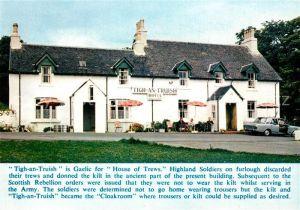 Schottland Tigh an Truish Hotel Schottland
