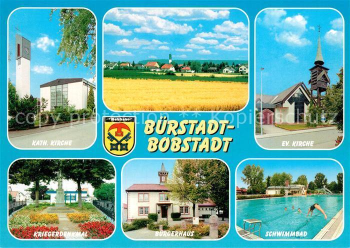 Bürstadt Bobstadt