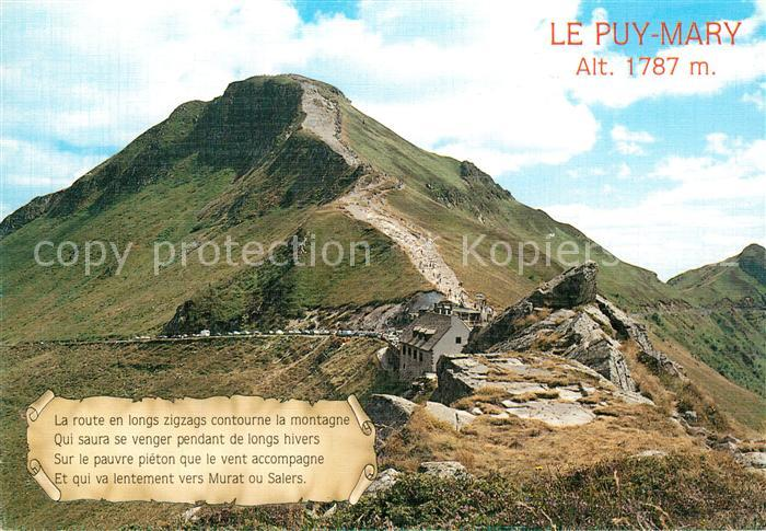 Puy_Mary Sur les Monts dz Cantal Puy_Mary