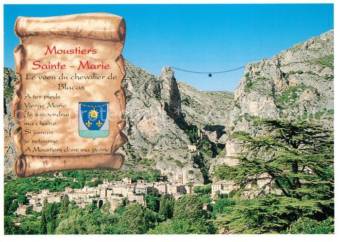 Moustiers Sainte Marie Village du Verdon Moustiers Sainte Marie