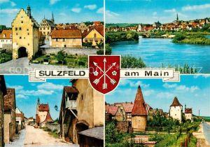 AK / Ansichtskarte Sulzfeld_Main  Sulzfeld Main