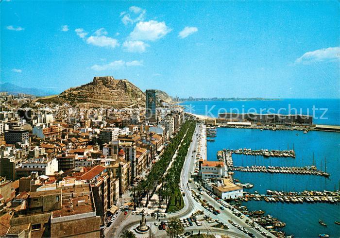 AK / Ansichtskarte Alicante  Alicante
