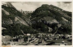 AK / Ansichtskarte Bad_Gastein Fliegeraufnahme mit Feuersang und Hoher Stuhl Bad_Gastein