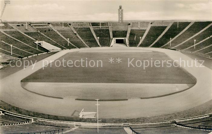 AK / Ansichtskarte Stadion Leipzig Stadion der 100000 Stadion