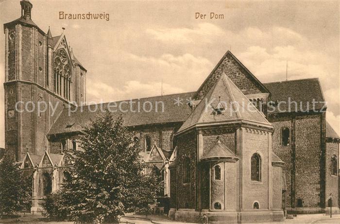 Braunschweig Dom Braunschweig