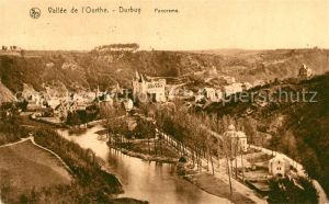 Durbuy Panorama Vallee de l Ourthe Durbuy