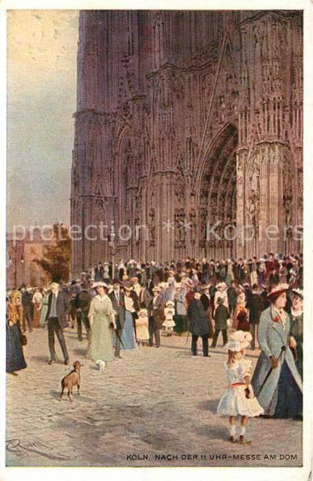 Köln Dom Messe