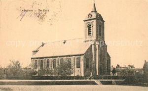 AK / Ansichtskarte Ledeghem De Kerk Kirche Ledeghem