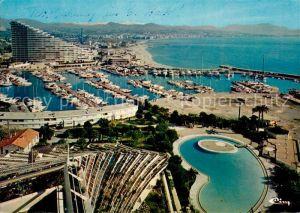 AK / Ansichtskarte Villeneuve Loubet Marina Baie des Anges  Villeneuve Loubet