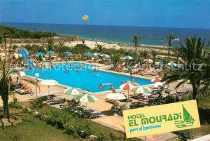AK / Ansichtskarte El Kantaoui Hotel el Mouradi Swimmingpool  El Kantaoui