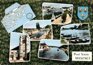 AK / Ansichtskarte Pont Sainte Maxence Stadtansichten Pont Sainte Maxence
