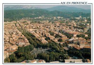 AK / Ansichtskarte Aix en Provence Vue generale aerienne Aix en Provence