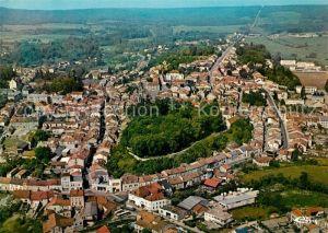 AK / Ansichtskarte Bourbonne les Bains_Haute_Marne Vue generale aerienne Bourbonne les Bains_Haute