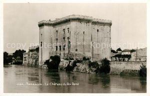 AK / Ansichtskarte Tarascon_Bouches du Rhone Chateau du Roi Rene Schloss Tarascon Bouches du Rhone