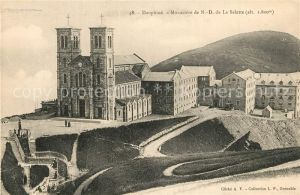 AK / Ansichtskarte La_Salette Fallavaux Monastere de Notre Dame de la Salette La_Salette Fallavaux