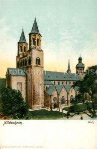 AK / Ansichtskarte Hildesheim Dom Hildesheim
